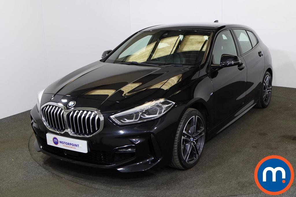 BMW 1 Series 118i M Sport 5dr - Stock Number 1228497 Passenger side front corner