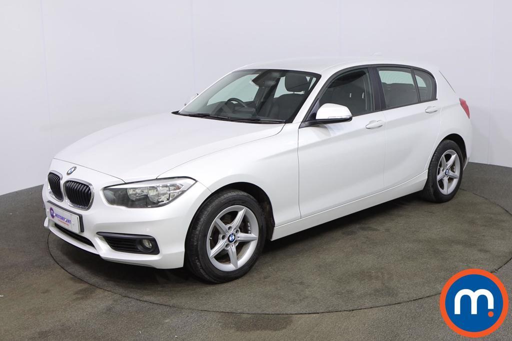 BMW 1 Series 118d SE 5dr [Nav] Step Auto - Stock Number 1229350 Passenger side front corner