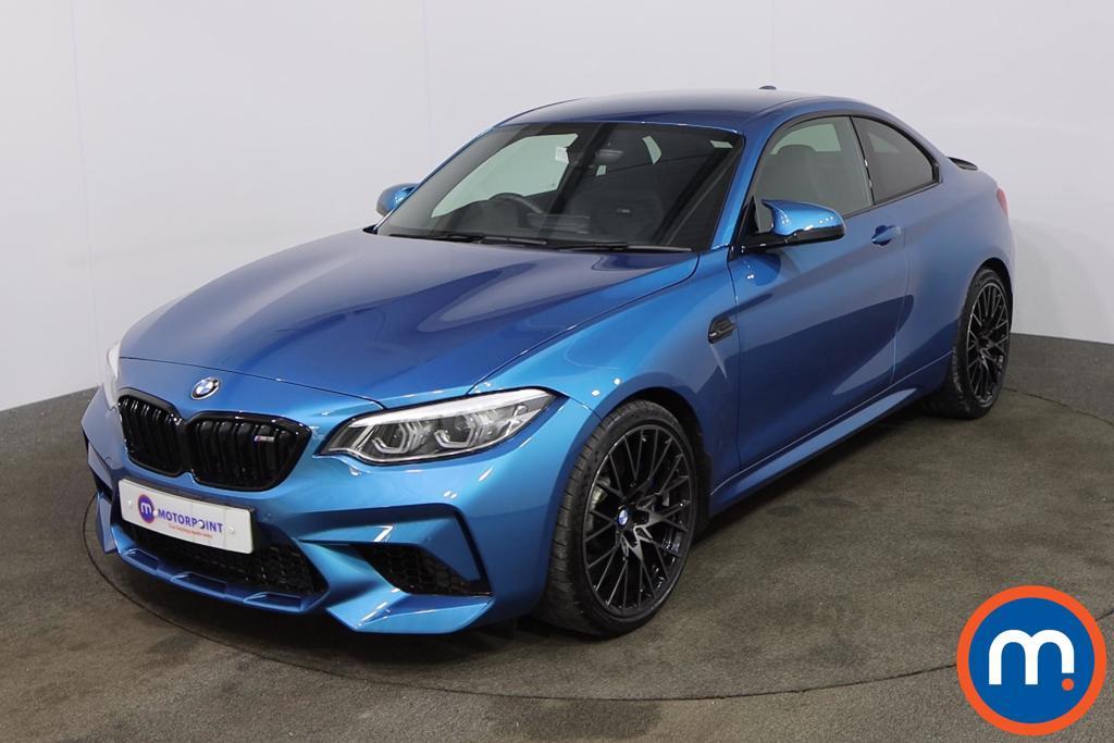 BMW M2 M2 Competition 2dr DCT - Stock Number 1229764 Passenger side front corner