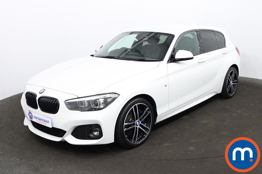 BMW 1 Series 120i [2.0] M Sport Shadow Ed 5dr Step Auto - Stock Number 1230230 Passenger side front corner
