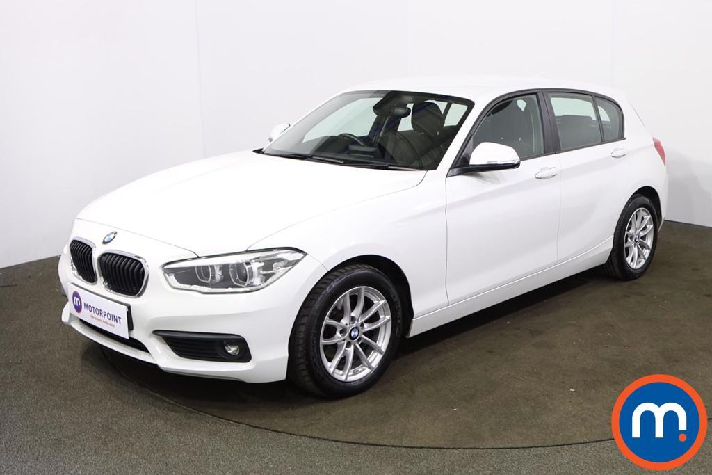 BMW 1 Series 118i [1.5] SE Business 5dr [Nv-Servotrn] Step Auto - Stock Number 1230256 Passenger side front corner