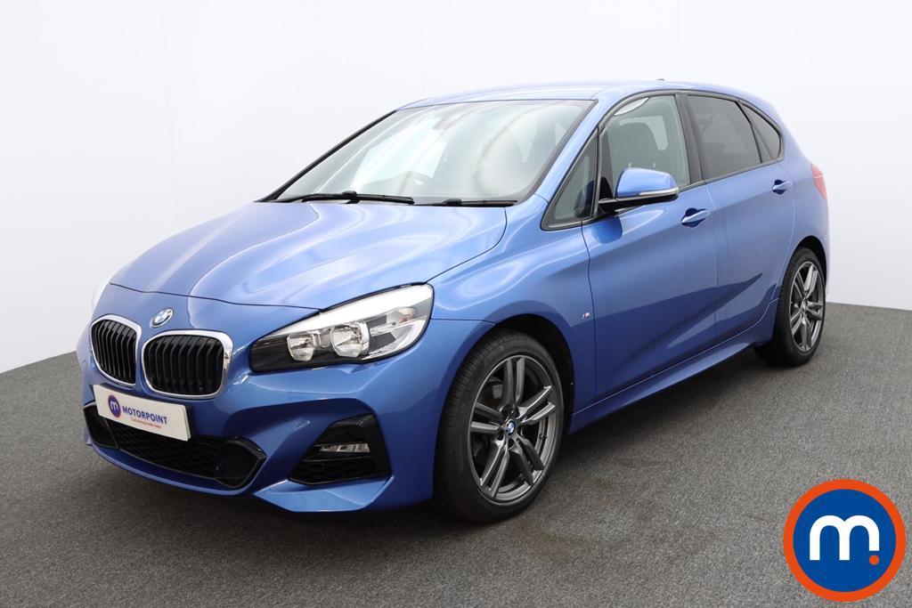 BMW 2 Series 218i M Sport 5dr - Stock Number 1220205 Passenger side front corner
