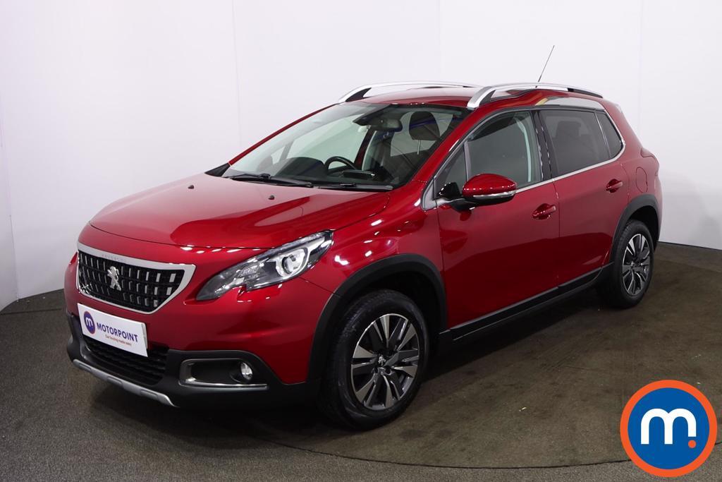Peugeot 2008 1.2 PureTech Allure 5dr - Stock Number 1229824 Passenger side front corner