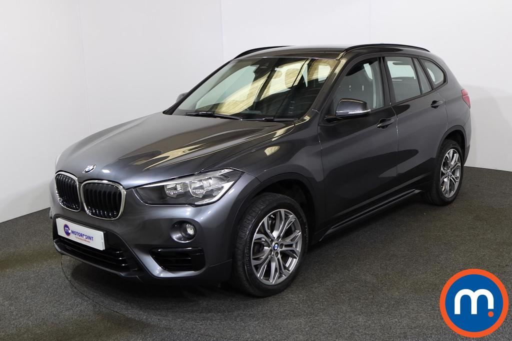 BMW X1 sDrive 20i Sport 5dr Step Auto - Stock Number 1230882 Passenger side front corner