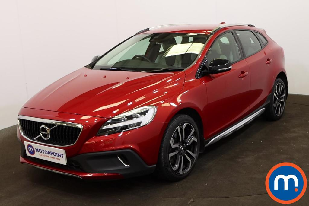 Volvo V40 T3 [152] Cross Country Pro 5dr Geartronic - Stock Number 1231191 Passenger side front corner