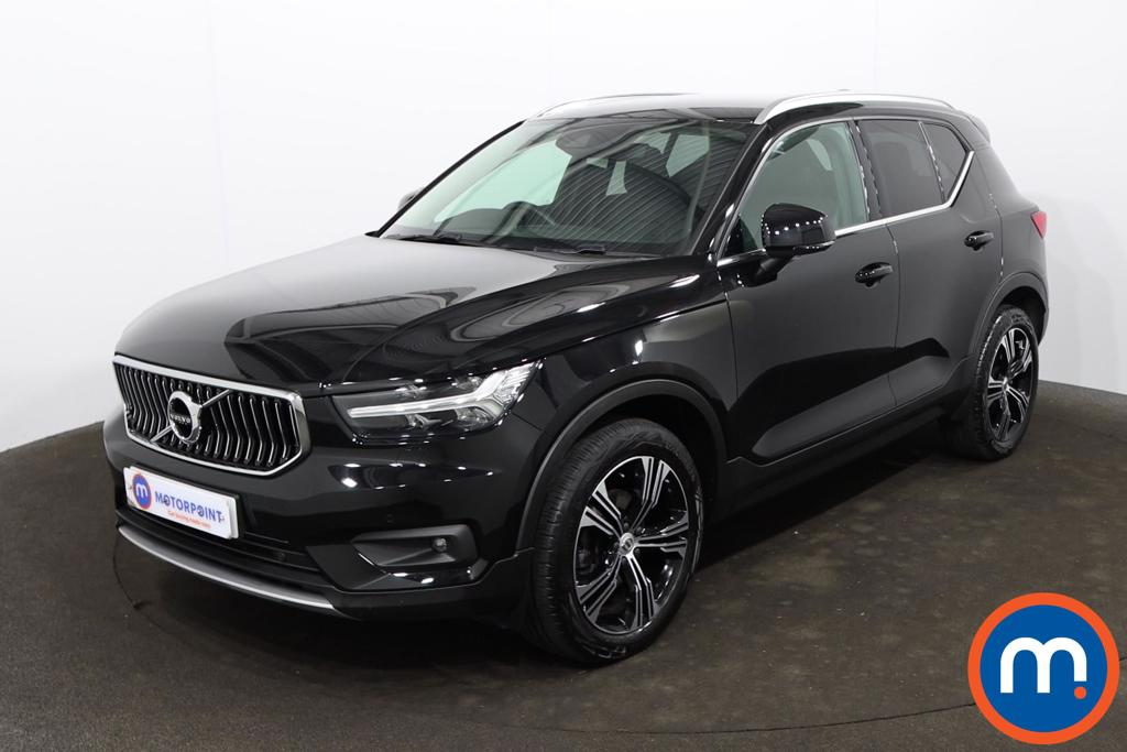 Volvo Xc40 1.5 T3 [163] Inscription Pro 5dr Geartronic - Stock Number 1231575 Passenger side front corner