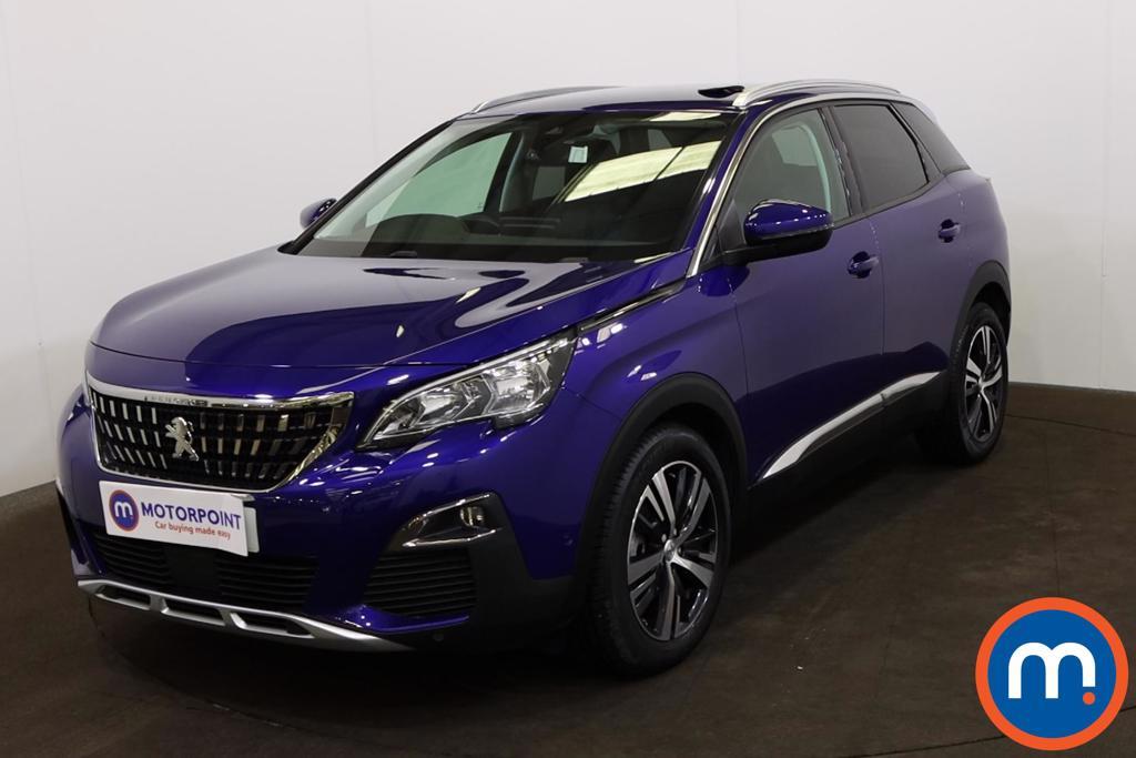 Peugeot 3008 1.5 BlueHDi Allure 5dr EAT8 - Stock Number 1224452 Passenger side front corner