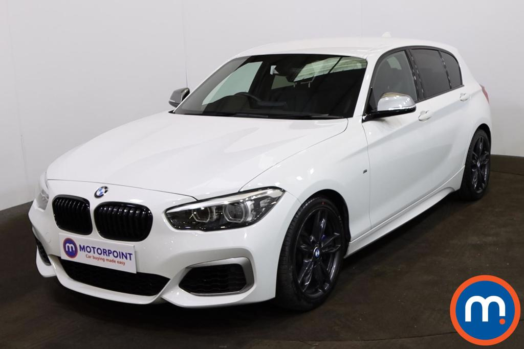 BMW 1 Series M140i Shadow Edition 5dr Step Auto - Stock Number 1226953 Passenger side front corner