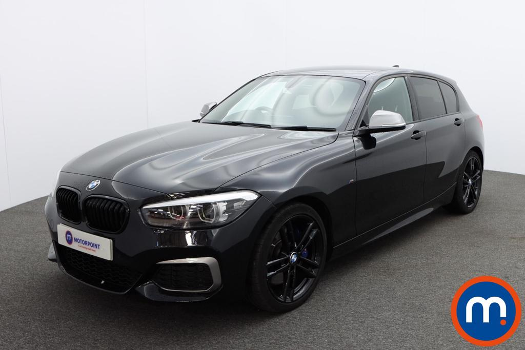 BMW 1 Series M140i Shadow Edition 5dr Step Auto - Stock Number 1227827 Passenger side front corner