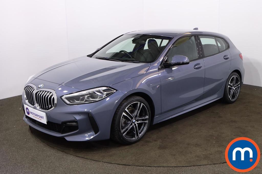 BMW 1 Series 118i M Sport 5dr Step Auto - Stock Number 1228498 Passenger side front corner