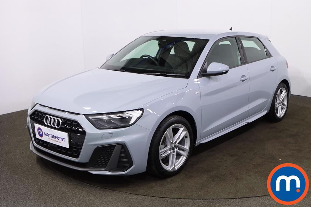 Audi A1 35 TFSI S Line 5dr S Tronic [Tech Pack] - Stock Number 1229068 Passenger side front corner