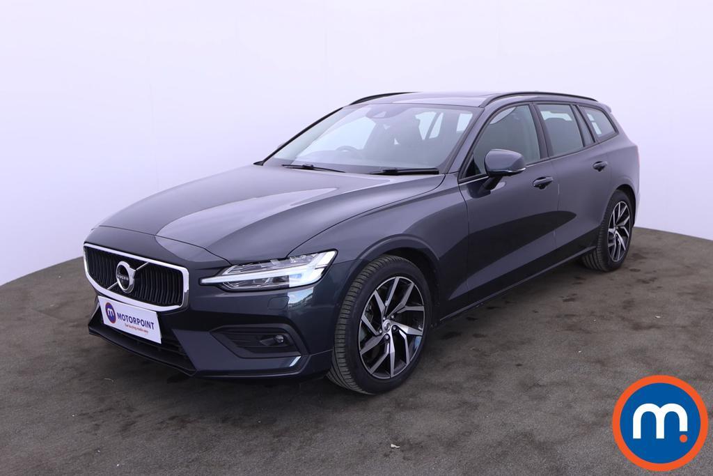 Volvo V60 2.0 T5 Momentum Pro 5dr Auto - Stock Number 1229331 Passenger side front corner