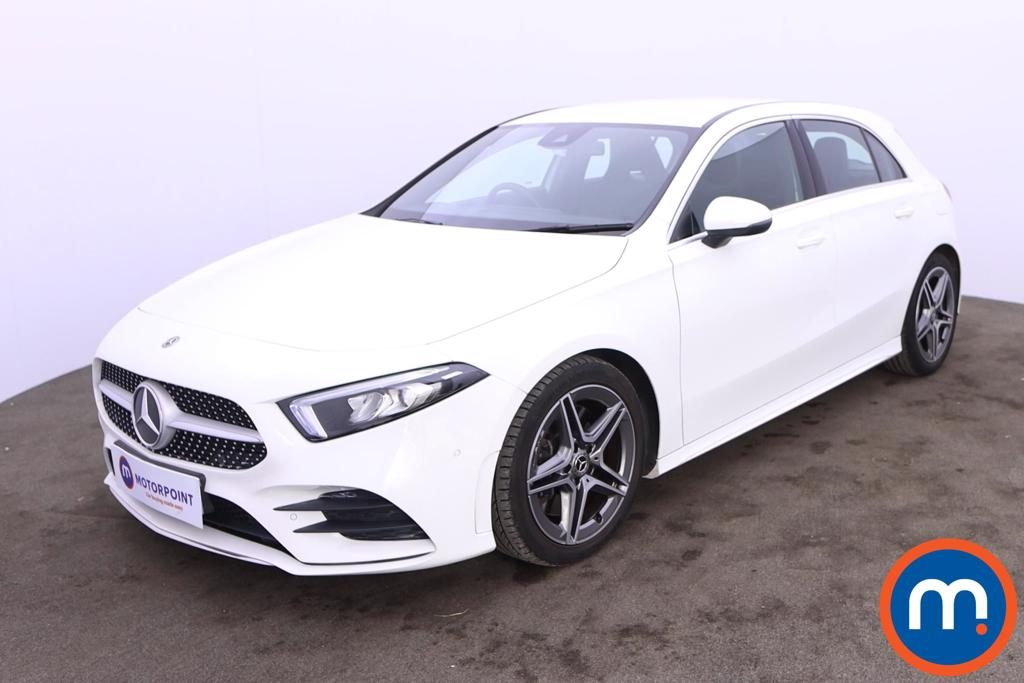 Mercedes-Benz A Class A250 AMG Line Executive 5dr Auto - Stock Number 1229594 Passenger side front corner