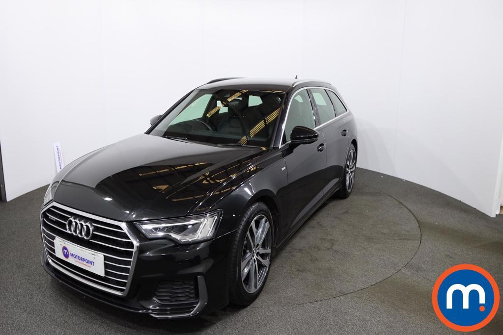 Audi A6 50 TDI Quattro S Line 5dr Tip Auto - Stock Number 1231154 Passenger side front corner