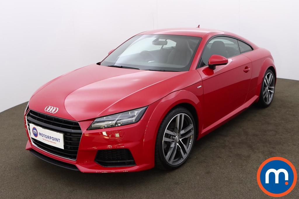 Audi TT 1.8T FSI S Line 2dr S Tronic - Stock Number 1231343 Passenger side front corner