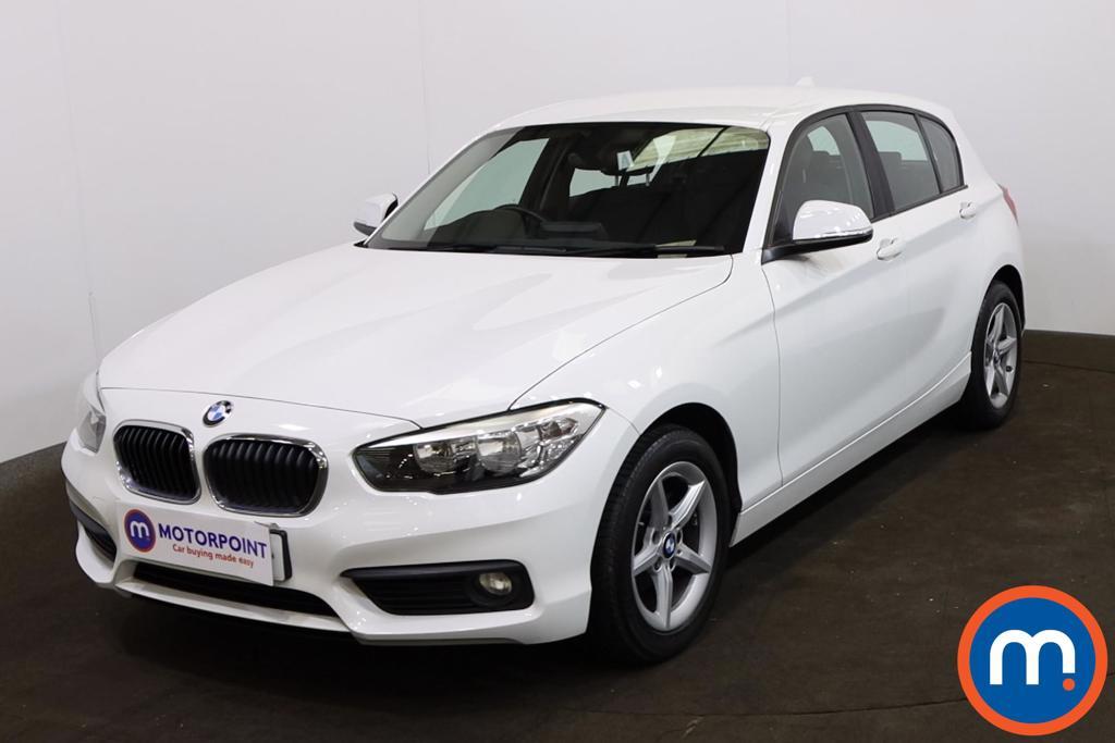 BMW 1 Series 116d SE 5dr [Nav] - Stock Number 1224770 Passenger side front corner