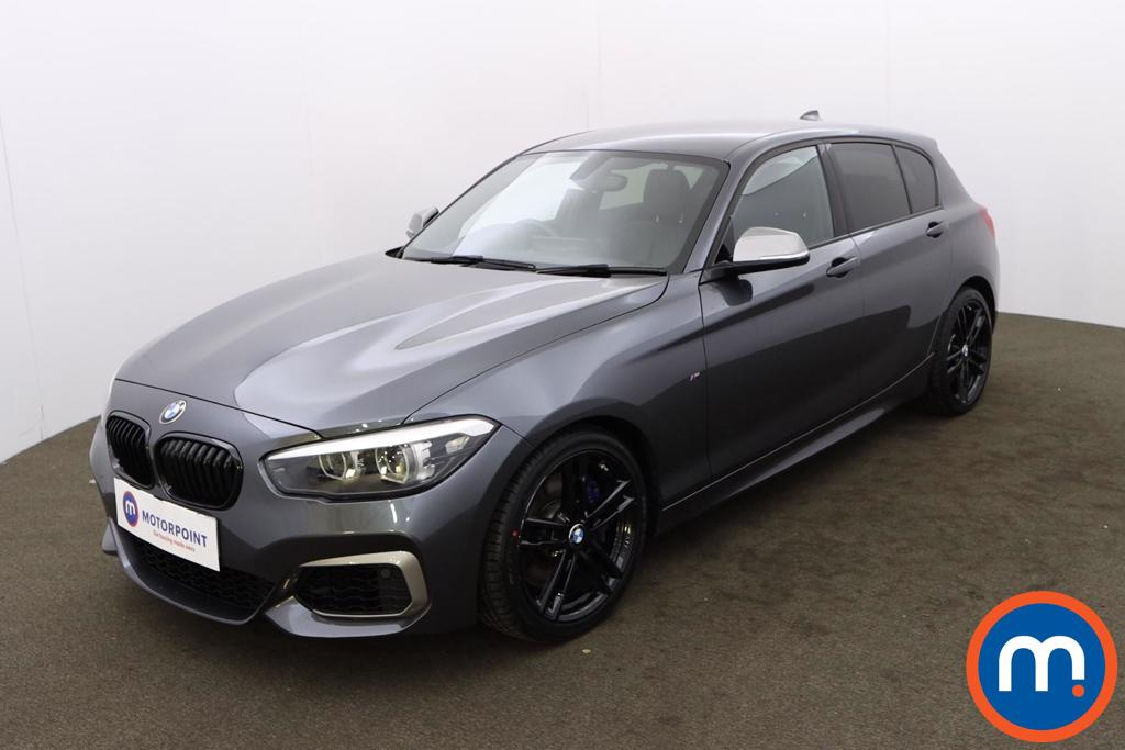 BMW 1 Series M140i Shadow Edition 5dr Step Auto - Stock Number 1227615 Passenger side front corner