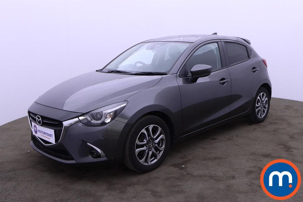 Mazda 2 1.5 GT Sport Nav-Plus 5dr - Stock Number 1227652 Passenger side front corner