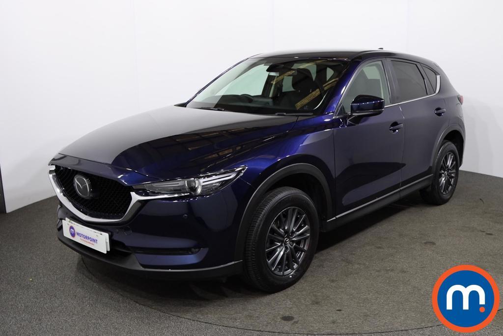 Mazda Cx-5 2.0 SE-L Nav-Plus 5dr Auto - Stock Number 1228779 Passenger side front corner