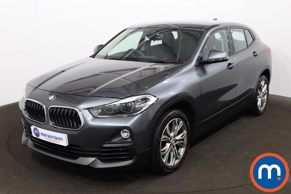 BMW X2 sDrive 18i Sport 5dr - Stock Number 1230883 Passenger side front corner
