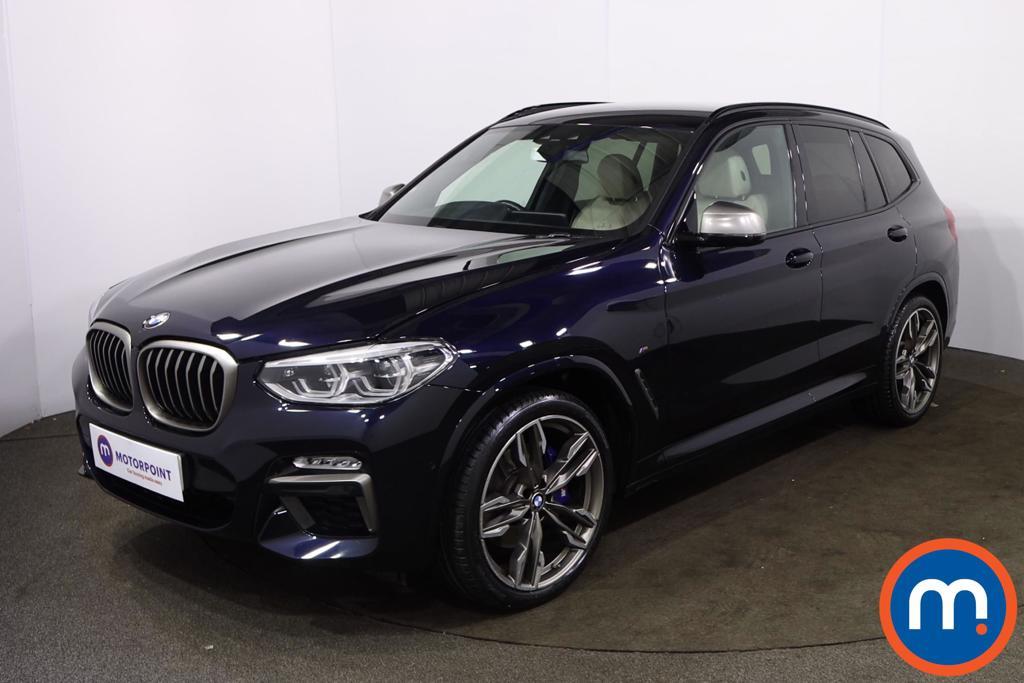BMW X3 xDrive M40i 5dr Step Auto - Stock Number 1231144 Passenger side front corner