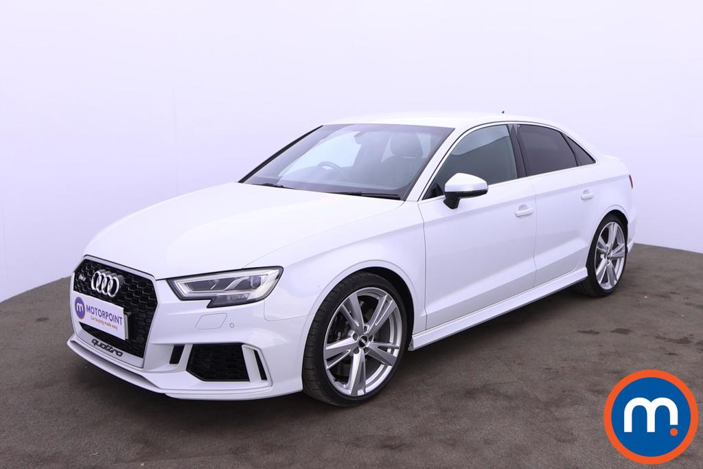 Audi RS3 RS 3 TFSI 400 Quattro 4dr S Tronic - Stock Number 1231270 Passenger side front corner