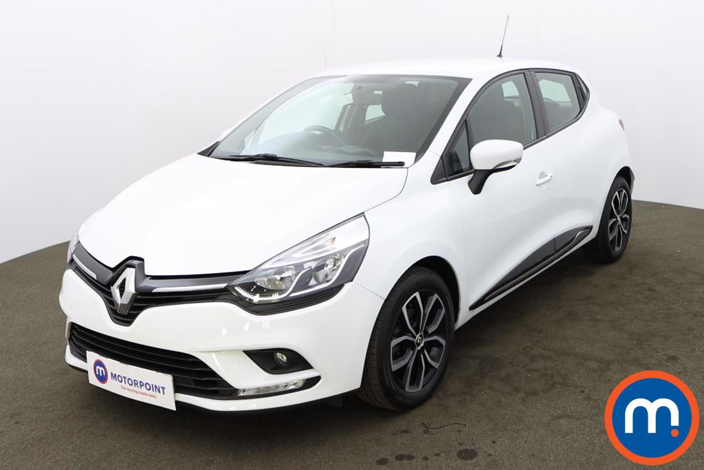 Renault Clio 0.9 TCE 90 Play 5dr - Stock Number 1231703 Passenger side front corner