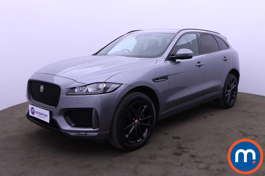 Jaguar F-Pace 2.0d [180] Chequered Flag 5dr Auto AWD - Stock Number 1232263 Passenger side front corner