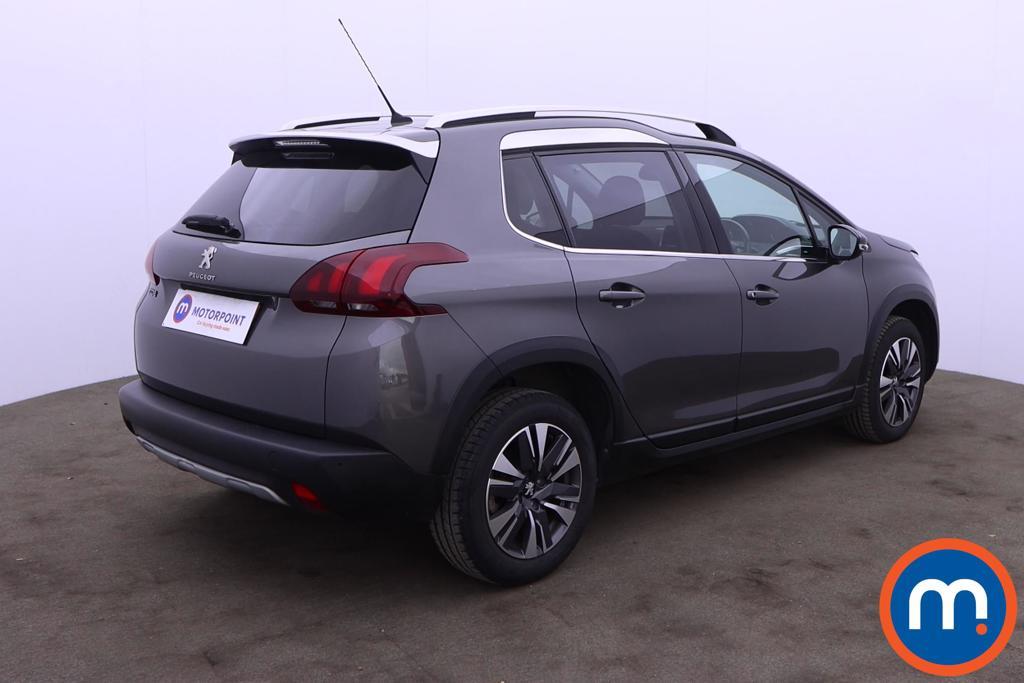 Peugeot 2008 1.2 PureTech Allure 5dr [Start Stop] - Stock Number 1229871 Passenger side front corner
